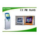 Commercial Internet Banking Kiosk For Electronic Queue Management System
