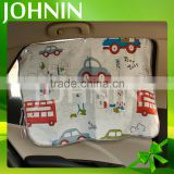 Heavy Fabric Cheapest Full Color Printed Side Window Car Sunshade