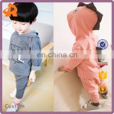 Kids Wear China, Kids Dinosaur Funny Cartoon Sportwear, Matching Tops and Pants