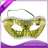 Shinning golden Mask for Festival