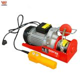 Electric Lifting Tool Wire Rope Hoist Mini Electric Hoist Capacity 200KG-1000KG