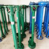 NL Vertical slurry pump