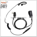 TC-510,TC-585,TC-500S,TC510,TC-610,TC-620,TC700,TC446S,TC508 Hytera Earpiece EHM19 headphone
