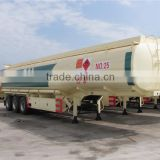 manufacturer sell 3 axles diesel tank trailer