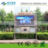shenzhen Wholesale led programmable sign display board outdoor Waterproof full color P8 DIP led module