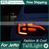 AKD Car Styling Tall Lamp for Jetta DRL New Jetta LED DRL 2016 Jetta LED Tail Light Good Quality LED Fog lamp