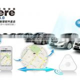 Bluetooth anti-lost alarm key finder bluetooth 4.0 tags and keychain gps tracker for phone