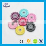 Wholesale tin lid screw top bottle cap metal milk bottle screw cap with hole