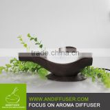 Aromatherapy Diffuser Essential Oil Ultrasonic Air Humidifier Aroma Diffuser Wood Grain