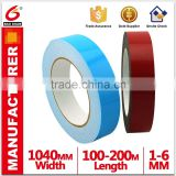 Excellent Quality Heat Resistant Double Sided Pe Foam Tape With Outstanding Bonding Performance