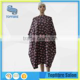 E10401 Light Weight Nylon Water Customized Satin Salon Cape