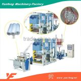 Used Plastic Film And Nonwoven Plastic Bag Film Blowing Machine And Printing machine