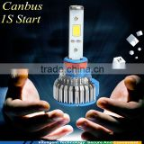 Fctory buyer!! 2016 high power 30w 3600LM COB led headlight conversion kit h1 h3 h4 H7 h11 h13 9007 9004 9005 9006 led car light