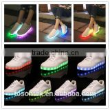 Shining Cool Led Shoes With Usb Charger,led shoes for girls