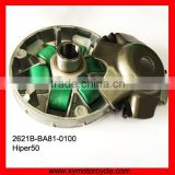 Scooter Transmission System Driven Clutch / Belt Drive Pulley Clutch / Motorcycle Parts