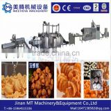manufactory auto3D & 2D snack crispy chips / Screw/shell/extruder /3D pellt food process machine