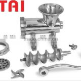 universal meat grinder spare parts mincer replacements stainless steel material forging knife plates