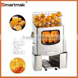 automatic stainless steel orange juicer,pomegranate juicer,fresh squeezed orange juice machine,industrial cold press juicer