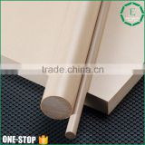 Guangzhou custom size and material engineering plastic PEEK rod with 100% virgin material