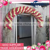 New decoration design wedding use product artificial flower door