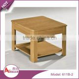 Foshan good price mdf wooden vintage square pictures of coffee table wood furniture                                                                         Quality Choice