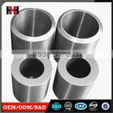 OEM ISO certification supply high precision tungsten carbide pipe hardness china tungsten carbide tube