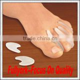 Gel Toe Spreaders Separators Spacers for Bunion Foot Care Relieving Pain