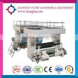 Duplex paper cutting machine