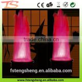 Big LED fire flame light decoration for Hallowean/Christmas/Home/Party
