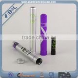 Wholesale Empty Aluminum Cigar Tubes/cigar Tube With Cap /hot Sale Aluminum Cigar Tube