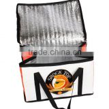 Custom neoprene cooler bags/wine cooler bags/flat folding cooler bag
