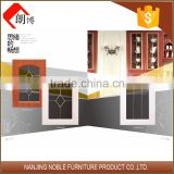 Wood Cabinets Door , Wooden Furniture , Glass Cabinet Showcase