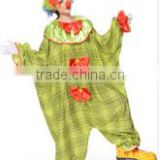 Professional joker Halloween funny Adult Pocket clown adult fancy party costume