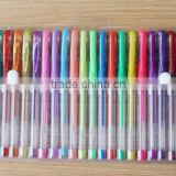 Best coloured gel ink pen set