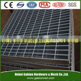 Steel grating sidewalk drainage grating cover plate/drainage steel grating standard size