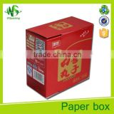 Fashional electronic gift packaging slide open box