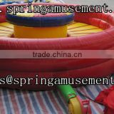 PVC Material Inflatable sport games Get Bashed off the Big Pedestal for kids and adult SP-SP061