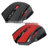6 Buttons 2.4GHz Wireless USB Receiver Optical Mouse Mice for Laptop Computer PC Game