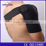 2016 Neoprene Material Self Heating Shoulder Brace Support Strap Wrap Belt Band Pad Protector