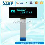 OLED type 128x32 Graphic blue OLED display LCD module SPI /I2C SSD1311