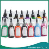 Alibaba Wholesale Tattoo Inks Pigment 15 Color Tattoo Ink Prices