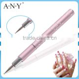 ANY Nail Art Beauty Care Dotting Art Nail Design Professional Nail Tool Dotting Set with 5 Tips