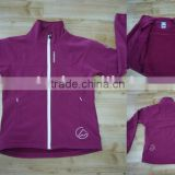 Lady's 2-layer Soft Shell Jacket