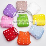 New Reusable Baby Infant Nappy Wizard Cloth Diaper Cover Washable Free Size Adjustable                                                                         Quality Choice