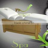 CE Wooden Spa Salon Furniture Beauty Equipment Electric Massage Bed & Massage table 103C-2D