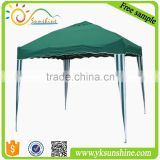 Competitive price 2*2M outdoor folding gazebo canopy tent,garden gazebo beach tent,cheap pop up gazebo with sides
