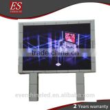 Outdoor P6.67 led large screen display full color for rental and aluminum cabinet ads broadcasting and posting