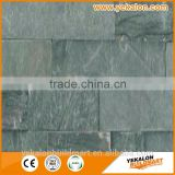 Black Slate Culture Stone For Outside Wall Cladding,High Quality Black Slate Culture Stone ,Natural Slate Paving Stone