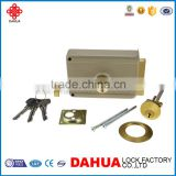 GOOD QUALITY SAFE LOCKS DOUBLE KEY WITH LOOSING CYLINDER 111ANL