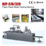 Automatic Nail-clipper Blister Packing Machinery Paper Card PVC Blister Pack Machine